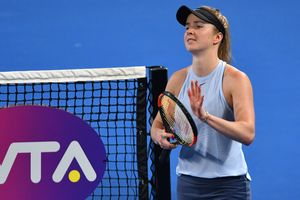 """Элина Свитолина: """"На Australian Open не буду забивать голову безумными мыслями"""""""