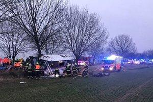 Масштабное ДТП в Чехии: есть погибшие и десятки раненых