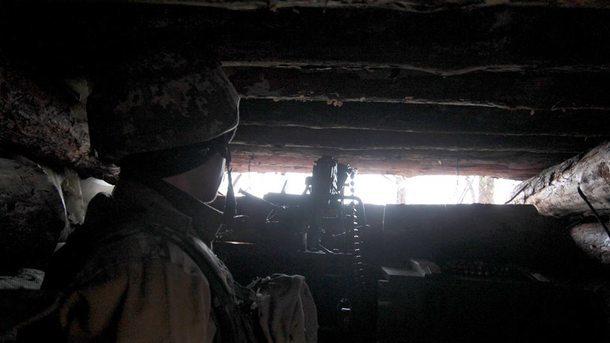 Боевики снова применили артиллерию для обстрелов на Донбассе