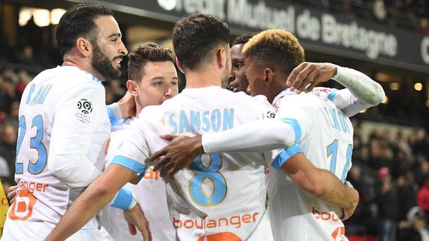 Все матчи чемпионата Франции: три претендента на