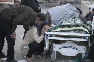 В Багдаде террорист взорвал бомбу на людной улице: восемь человек погибли