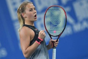 15-летняя украинка Марта Костюк выиграла квалификацию Australian Open