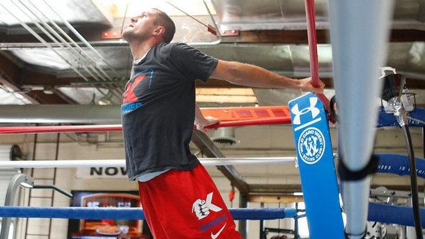 Российский боксер Ковалев: