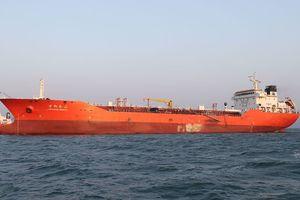 Все члены экипажа нефтяного танкера, взорвавшегося рядом с Китаем, погибли
