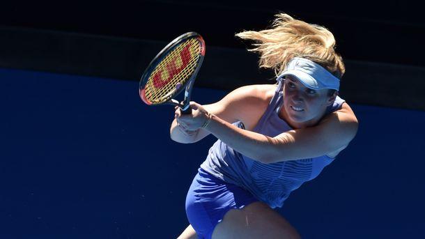 Расписание первого дня Australian Open для украинцев