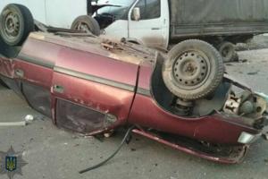 В Харькове произошло серьезное ДТП: появились фото