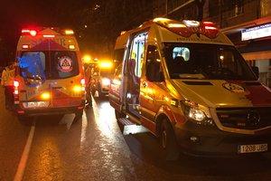 В Мадридском клубе обвалился потолок: пострадало 20 человек