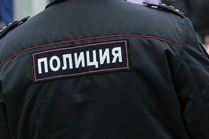 Российские полицейские пытались остановить угнанную иномарку снежками