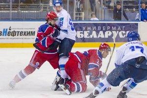 Украинец Андрей Михнов выиграл Континентальный кубок по хоккею