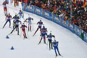 Стал известен состав сборной Украины на предолимпийский этап Кубка мира по биатлону