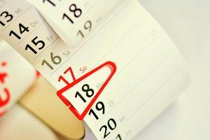 Как правильно использовать время при помощи календаря
