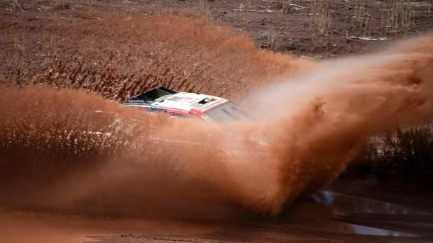 Девятый этап ралли «Дакар» отменён из-за плохой погоды