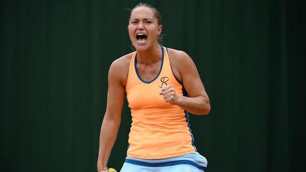 Украинская теннисистка вышла во 2-ой круг Australian Open