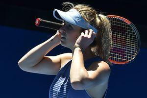 Элина Свитолина легко вышла во второй круг Australian Open