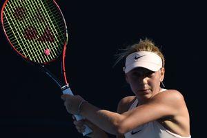 Юная украинка продолжает удивлять на Australian Open