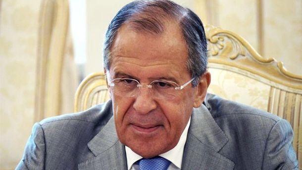 Глава МИД России Сергей Лавров. Фото МИД России