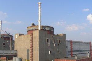 Запорожская АЭС вышла на полную мощность