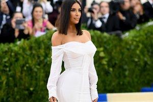 Ким Кардашьян хочет удалить два ребра, чтобы стать еще стройнее