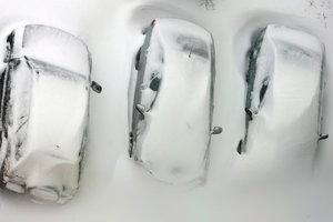 """В Киеве ждут сильную метель и """"отметили"""" половину зимы"""