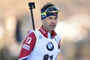 Официально: Бьорндалена не взяли на Олимпиаду-2018