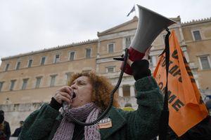 В Греции массово отменяют авиарейсы из-за протестов