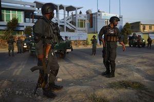 В центре Кабула упали две ракеты