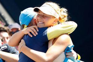 """Мама сенсации Australian Open Марты Костюк: """"В первом раунде дочь не дышала"""""""