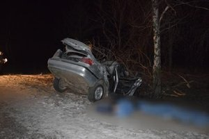Страшное ДТП в Винницкой области: в пьяной аварии погибли два молодых парня