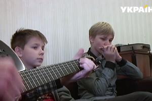 В Днепре растет музыкант-чемпион