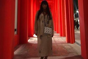 Ассия Ахат призналась, что встретила Новый год в пустом ресторане