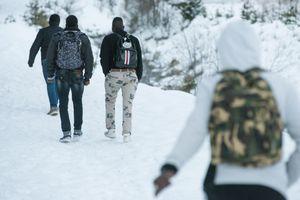 В Одессе поймали нелегалов из Индии