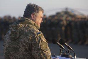 Порошенко: Все что делает Россия в Украине, направлено на уничтожение украинского государства
