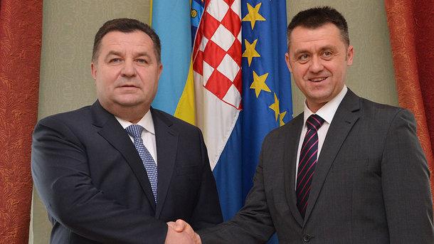 Хорватия поддерживает Украинское государство ивыступает за последующие санкции противРФ