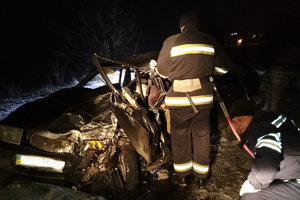 ДТП с автобусом под Черкассами: один погибший и шестеро раненых