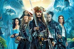 """Как создавались спецэффекты в последней части """"Пиратов Карибского моря"""""""