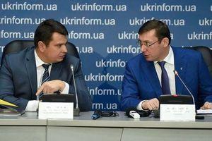 ГПУ и НАБУ помирились: Луценко рассказал о договоренности с Сытником