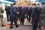 В среду прошли шесть встреч в демилитаризованной зоне между двумя государствами. Фото AFP