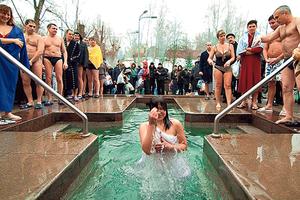 Крещение в Харькове: конкурс красоты, кролик в вине и концерт