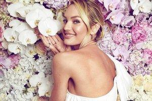 Кэндис Свейнпол стала самой влиятельной бельевой моделью в Instagram