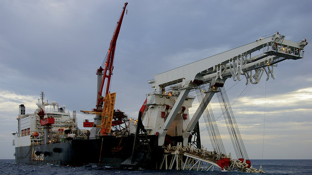 Германия защищает «Северный поток-2» отнападок Еврокомиссии