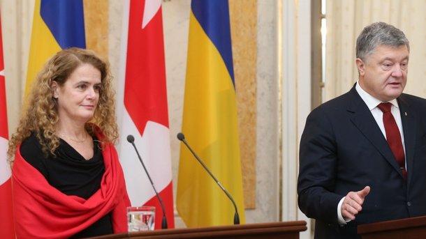 Канадскую выучку вЯворове прошли 5 тыс. украинских военных— Порошенко