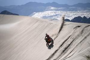 "Мотоциклисты пропустят 12-й этап ралли ""Дакар"""