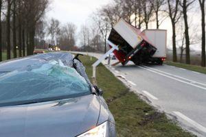Разрушительный шторм добрался до Бельгии: одна погибшая, много раненых