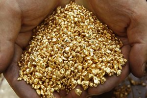 В недрах Закарпатье нашли огромные запасы золота