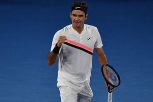 Роджер Федерер установил рекорд на Australian Open