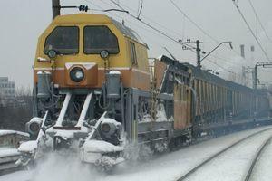 Несмотря на снегопады, железная дорога работает в штатном режиме - УЗ