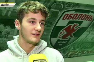 В чемпионате Украины появился первый футболист из Канады