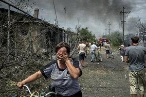 Освобожденное село Травневое на Донбассе возвращается к мирной жизни