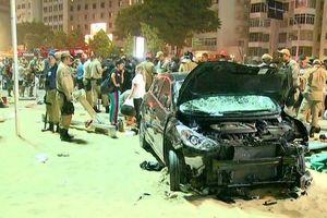 В Бразилии автомобиль протаранил толпу людей: много пострадавших