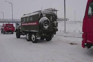 В Черкассах объявили чрезвычайную ситуацию